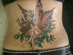 Fairy Tattoo Ideas - Lots of Pictures to Give You Fairy Tattoo Ideas. | Tattoo Creatives brings you Fairy Tattoo Ideas. | Tattoo Creatives