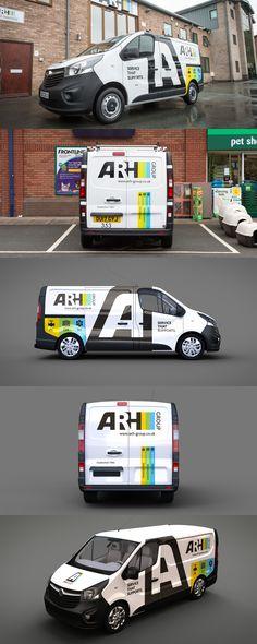ARH Group - Design / Signage / Vehicle Livery