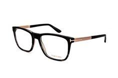 Tom Ford FT5351 005 Glasses Black | SmartBuyGlasses UK