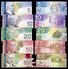 Canada - dollar - $