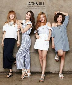 Mamamoo for Jack & Jill
