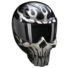 Punisher Motorcycle Helmets