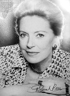 Deborah Kerr! My favorite movie actress.