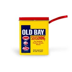 9591963822d OLD BAY® - TIN ORNAMENT Small Gifts