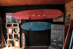 Harvesting Business in Hand-Shaping Boards   @SurfCareers