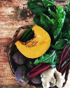This weekend I finally had a chance to cook up the roasted pumpkin and beetroot curry I've been dreaming about... how can you go wrong with such beautiful ingredients   #spicemama #indianfood #realfood #wholefoods #homecooking #ingredients #food52 #food #heresmyfood #saveur #gloobyfood #beautifulcuisines #hautecuisines #perthfood #perthfoodie #healthyfood #meatfree #meatlessmonday #huffposttaste #vscofood #foodismedicine