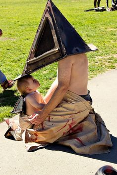 Son of Pyramid Head [Cosplay]