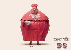 Creative Agency Blog Image: New campaign for Babybel 'What's round, red and full of milk?' by Carioca Studio