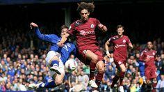 Everton 3 - 1 Newcastle