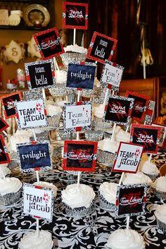 Twilight party ideas.