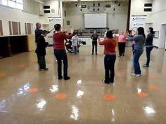 Little Liza Jane Dance -- Adapted PE - YouTube