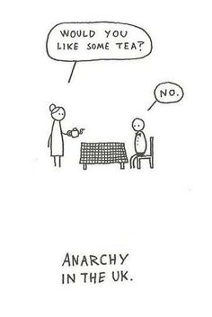 Anarchy in the UK...