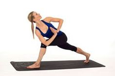 3 Yoga Poses For Long Car Rides - Revolved Crescent Lunge