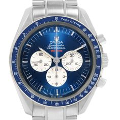 18053 Omega Speedmaster Gemini 4 40th Anniversary LE Watch 3565.80.00 SwissWatchExpo