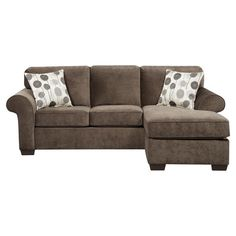 Chelsea Home Worcester Chaise Sofa