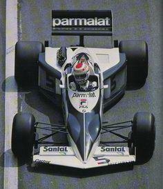 Nelson Piquet   Brabham BT52 BMW