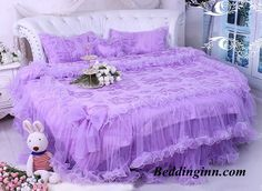 #purple #lace #princess #duvetcoverset Purple Satin Jacquard Lace Duvet Cover Sets  Buy link-->http://goo.gl/KLm5gC Discover more-->http://goo.gl/ScKn4o Live a better life,start with
