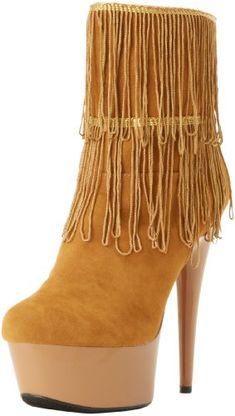 The Highest Heel Women's Amber-401 Boot