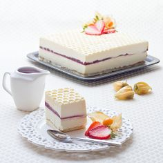 White Chocolate, Raspberry & Mascarpone Mousse cake: Airy and délicious!! {Scroll down for english version}