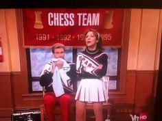 Spartan cheerleaders.....I only wish they could still be on SNL, then I would stay up to watch it again!  :(