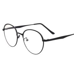 d45e3abb847 2017 New Style Eyeglasses Frames Men Fashionable Eyeglasses Frame Brand  Metal Round Frame Women Optical Glasses Frames 2235-in Eyewear Frames from  Men s ...