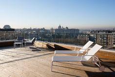 Cultural Wit and Elegance: Barceló Torre de Madrid Hotel Designed by Jaime Hayon   Yatzer