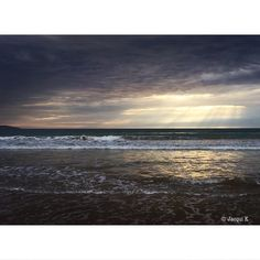    Apollo Bay Victoria Australia  The sunrise was so beautiful and it gave me so many different landscapes to try and take all in! The beauty was worth the early wakeup call    . #Photography #IPhone6Photography #IPhone6 #Nature #Photo #ApolloBay #Australia #Victoria #Morning #Sunrise #Sea #Ocean #LightRays #Reflections #SunRiseOverTheOcean #Cloudy #LowLight #JacquiKPhotography #FromInsideTheLens .  Don't forget to follow me for regular updates and tag #JacPhotoFeature to be featured!  by…