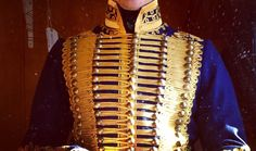 Costume for Prince Ernest, brother of Prince Albert, played by David Oakes.