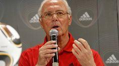 Beckenbauer vê Alemanha, Brasil e Espanha como favoritos para a Copa - Yahoo Esporte Interativo