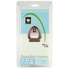 Amazon.com: Provo Craft Cricut Doodlecharms Shape Cartridge: Arts, Crafts & Sewing