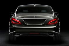 cls550 rear lights - Google Search