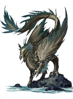 BenWootten - Young Bronze Dragon