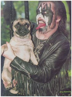 black metal - King Diamond