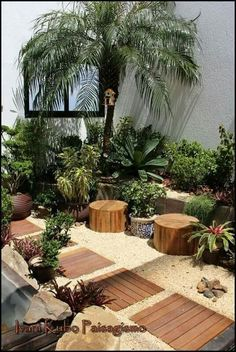 Meditterrean garden landscaping Paisagismo do jardim Meditterrean Backyard Pool Landscaping, Backyard Landscaping, Landscaping Design, Landscaping Software, Backyard Ideas, Garden Shrubs, Terrace Garden, Balcony Gardening, Gardening Tips