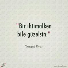"""Edebiyat""""Turgut Uyar"""""""