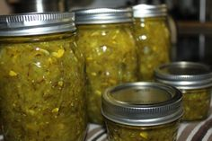 Pickle Relish Dill Pickle Relish - The Recipe That You Have Asked For!Dill Pickle Relish - The Recipe That You Have Asked For! Food Storage, Dill Pickle Relish, Dill Relish Canning Recipe, Sweet Relish Recipe, Cucumber Relish Recipes, Pepper Relish, Sauces, Canning Pickles, Homemade Pickles