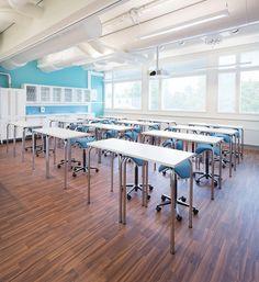 Salpausselän koulu, Lahti Innovation, Conference Room, School, Table, Inspiration, Furniture, Home Decor, Biblical Inspiration, Decoration Home