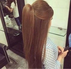 This hairstyle is gorgeous