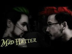 Antisepticeye| Darkiplier| The craziest friend that you've ever had| Mad Hatter - YouTube