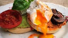 A colourful, flavourful, healthier alternative to the classic English fry up from Bills cafe, restaurant and store