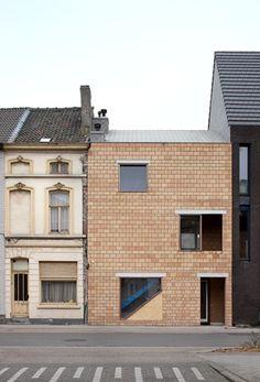 gisteren op Dag van de Architectuur #architecten de vylder vinck taillieu
