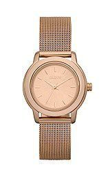 DKNY 3-Hand Analog Steel Mesh Women's watch #NY8554 DKNY. Save 11 Off!. $102.50. Analog Quartz Movement. Women's Watch From DKNY's Spring/Summer 2012 Collection. Fancy Clasp Closure. Rose Gold Coated Stainless Steel Case and Metal Mesh Band. Water Resistant up to 50 Meters
