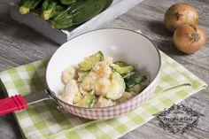 Pollo+e+zucchine