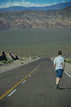 Skate and Desert