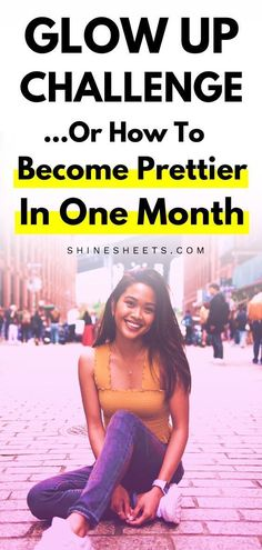 Glow Up Challenge: How To Become Prettier In One Month <br> Next season is coming our way faster than I expected. And even though I don't have to worry about getting back to school or uni anymore, August will always be… Girl Life Hacks, Girls Life, How To Become Pretty, How To Look Pretty, How To Become White, Ultimate Beauty Routine, Beauty Makeover, Makeover Tips, Skin Care Routine For 20s