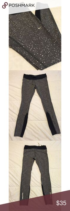 """Deal of the Day Nike Dri-fit Leggings Like-new Nike Dri-fit leggings. 29"""" inseam. Nike Pants Leggings"""