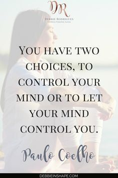 How to be in control of your mindset to achieve your goals with success. Discover old mindsets that may be blocking your progress and learn how to overcome them. Join the 52-Week Challenge For A More Productive You and receive all support and motivation you need to make your dreams come true. #productivity #confidence #success #lifestyle #quote