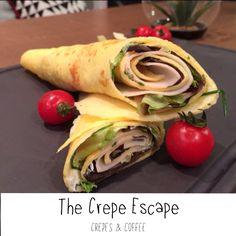 Gluten-Free Crepe!