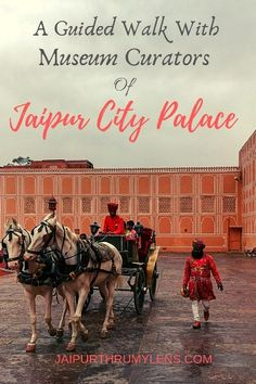 What Makes A Walk With Jaipur City Palace Museum Curators Unique? Travel Guides, Travel Tips, Travel Destinations, Amazing Destinations, City Palace Jaipur, Jantar Mantar, Tours Of England, Museum Curator, India Travel