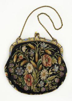Woman's Handbag   LACMA Collections